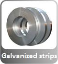 galvanized strips
