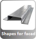 shapes for facad