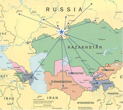 контакты, география, регионы поставок